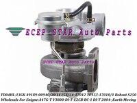 TD04HL 13GK 49189 00940 49189 00920 1E153 17012 Turbo Turbocharger For Bobcat S250 Steer Loader M