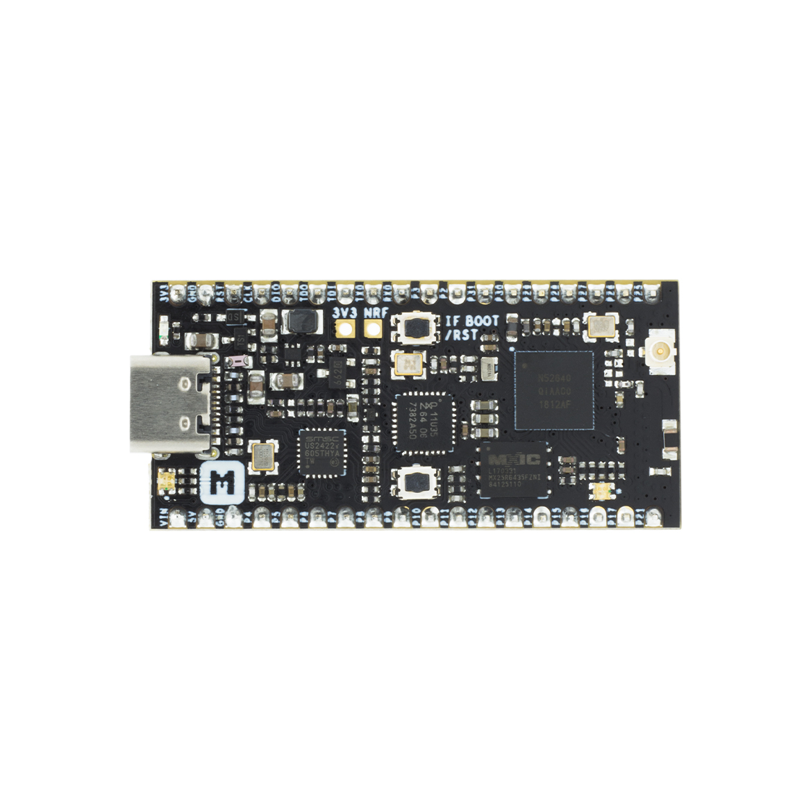 NRF52840-MDK Iot Development Suite Supports Bluetooth 5/Thread/802.15.4 mdk блузка