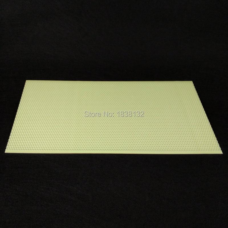 5pcs Apis Mellifera Plastic Comb Foundation