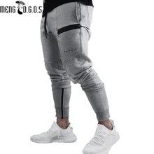 2017 new high-quality, thick trousers men's fitness pants for the GYMs fitness winter clothing sweat pants underwear