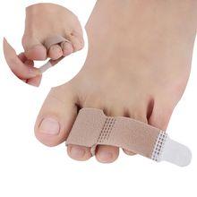 Инструмент для ухода за ногами корректор пальцев ног сепаратор вальгусная деформация мягкий пояс для пальцев ног ортопедические стельки для тренировки педикюра регулировщик кожи