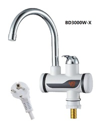 473-BD3000W-X, Display Digitale Istantanea di Acqua Calda del Rubinetto, acqua di riscaldamento elettrico Veloce del rubinetto, Inetant di Acqua di Riscaldamento Elettrico Rubinetto