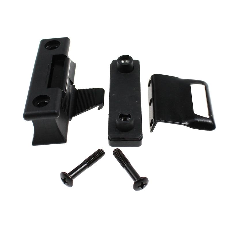 LARBLL 50 MM Car Auto ventana de vidrio Clips Hook Lock hebilla - Accesorios de interior de coche - foto 5