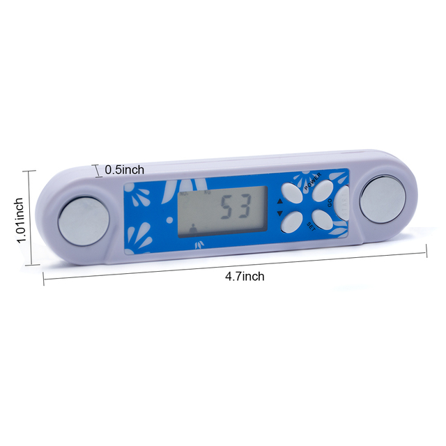 Body Fat Monitor Fat Analyzer Tester Fat Measuring Instrument Body Health Care Body Composition Monitor C1431