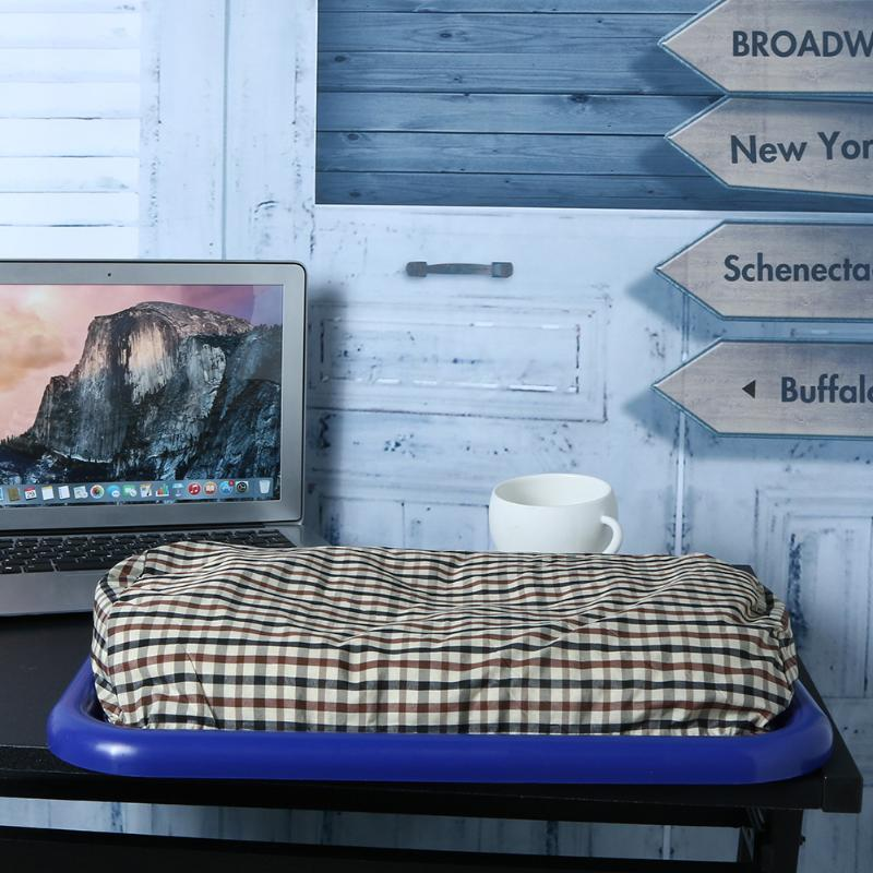 Desk-Tray Laptop-Stand-Holder Sofa Learning-Desk Lazy-Tables Home-Pillow Office Bed Outdoor