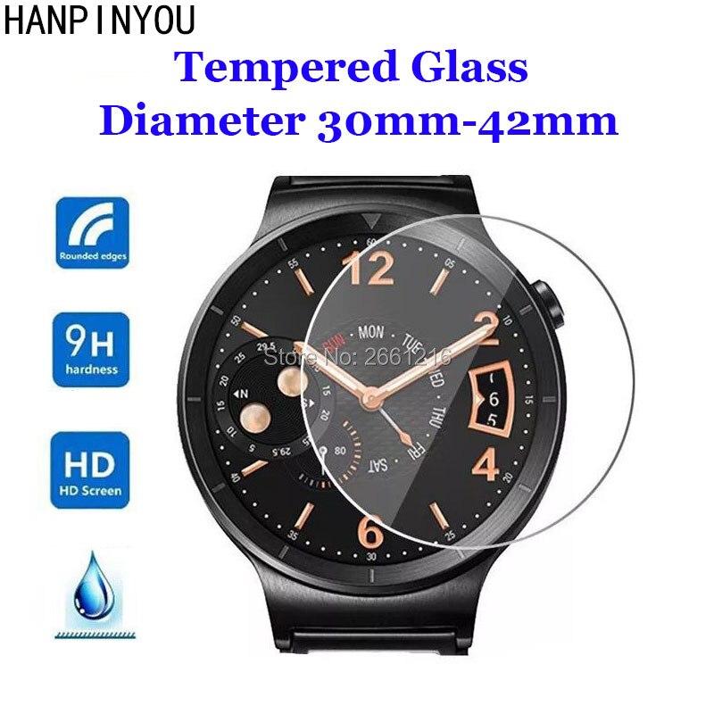 para-o-diametro-de-30mm-42mm-smartwatch-25d-9-h-premium-de-vidro-temperado-protetor-de-tela-filme-23-31-32-33-34-35-36-37-38-39-40-41mm