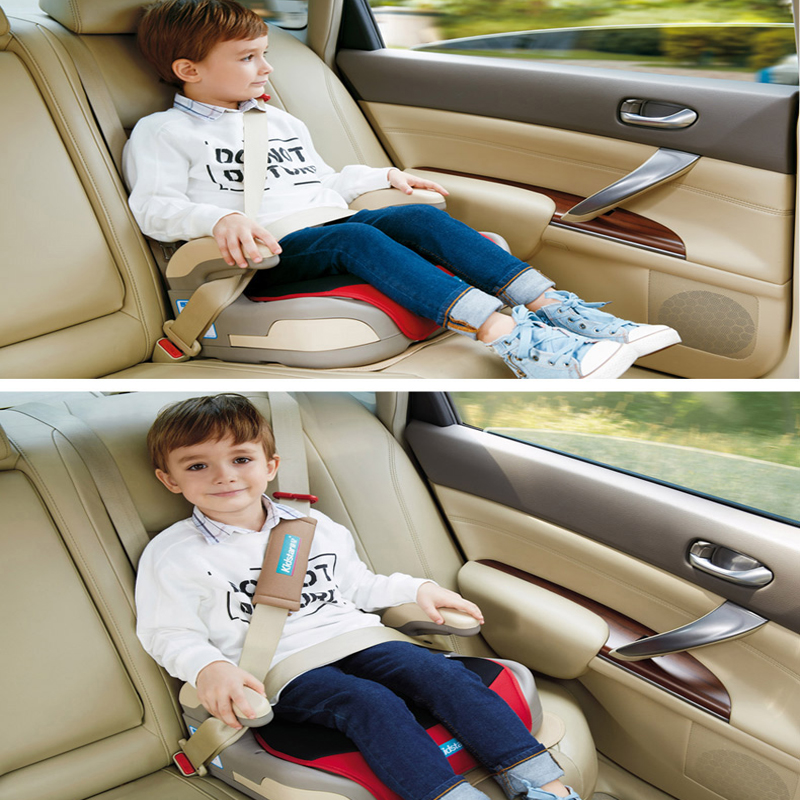 2016 New High Quality Hot Sale Child Safety Seat Car Seat Children's Chairs In The Car Updated Version Thickening Kids Car Seats