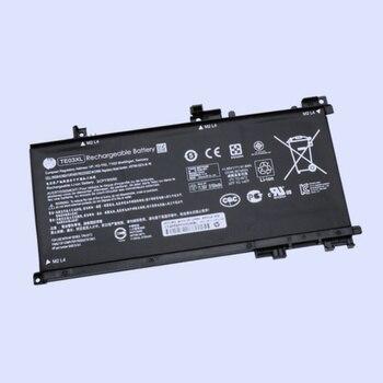 Original Laptop replacement Li-ion Battery TE03XL for HP 849910 850 TPN Q173 Pavilion 15 TPN Q173 HSTNN 15 bc011TX 5150mAh 61.6W