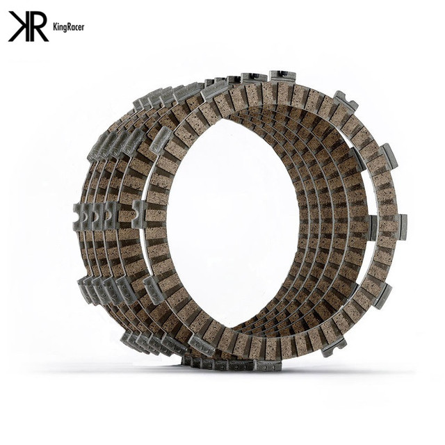 aliexpress : buy motorcycle clutch friction plates kit for