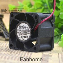 For YOUNG LIN DFB402824H 4028 4CM 24V 2.9W Inverter cooling fan(China)