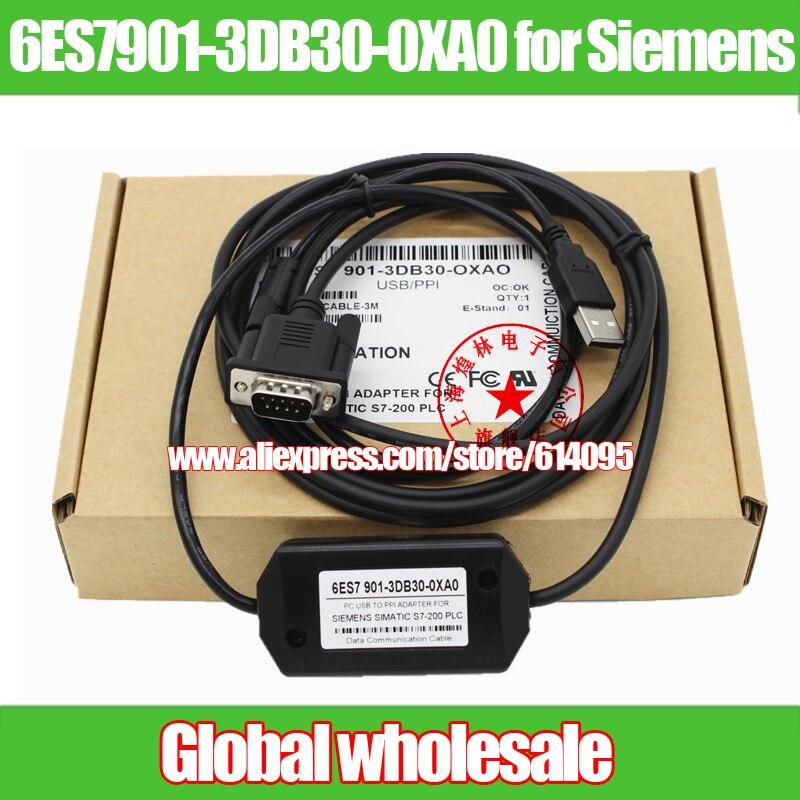 PPI PLC Programmierkabel  like Siemens Simatic S7-200  6ES7901-3CB30-0XA0 RS232