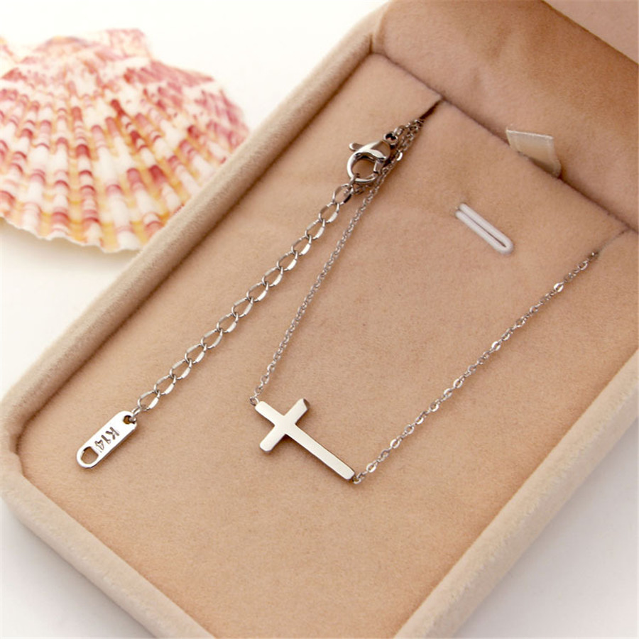 316L-Stainless-Steel-Creative-Cross-Shape-Pendant-Necklace-Chain-Necklace-For-Women-Gift-Present-Never-Fade (4)