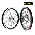 Litepro внутренний 3 скоростной/5 скоростной набор колес 14 дюймов/16 дюймов складной велосипед Refiting 410 412 510 части велосипеда