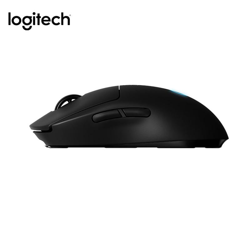 Originale Logitech G Pro Wireless Top Gaming Mouse Lightspeed Per ESports Hero16K Sensore di Illuminazione RGB Senza Fili di Ricarica Doppia - 4