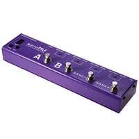 JOYO PXL4 Elektrische Gitaar Effect Pedaal Lus Switching Systeem Effect Pedaal Instrument Onderdeel