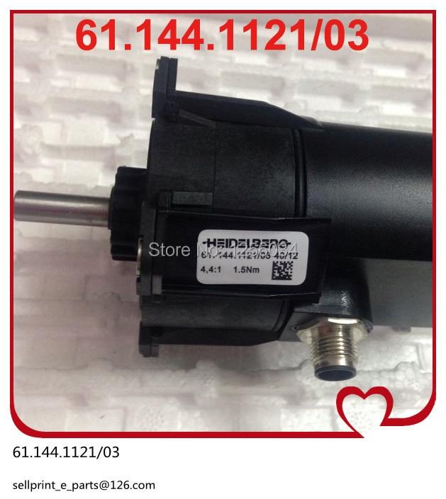 5 pieces heidelberg SM74 CD102 SM102 etc Servomotor 61.144.1121/03