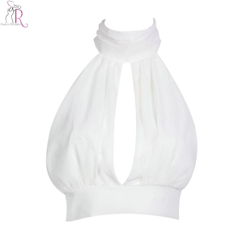 5 цветов с высоким горлом Холтер Кружевной укороченный топ без рукавов сексуальный разрез спереди завязывается сзади пляжная Клубная одежда Летняя женская одежда