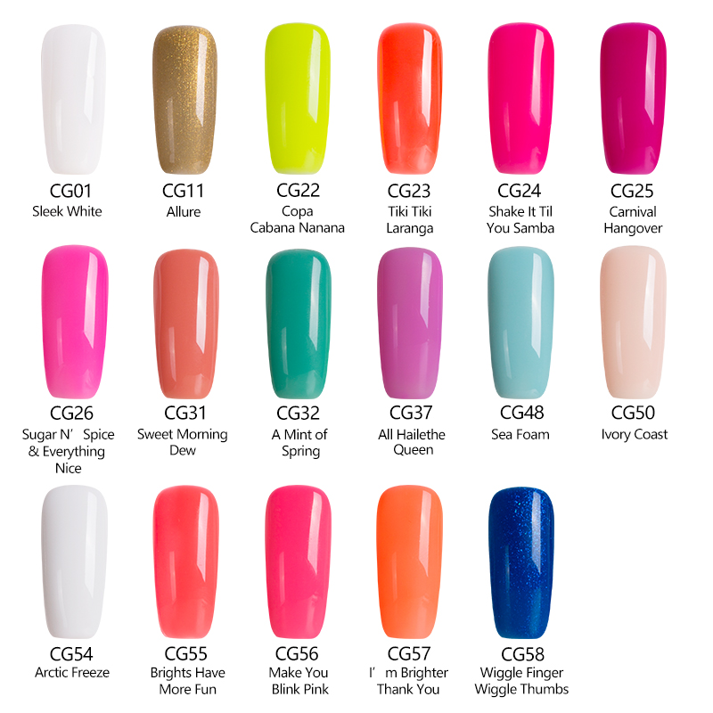 Summer Gel Nail Colors 28 Images Best 25 Summer