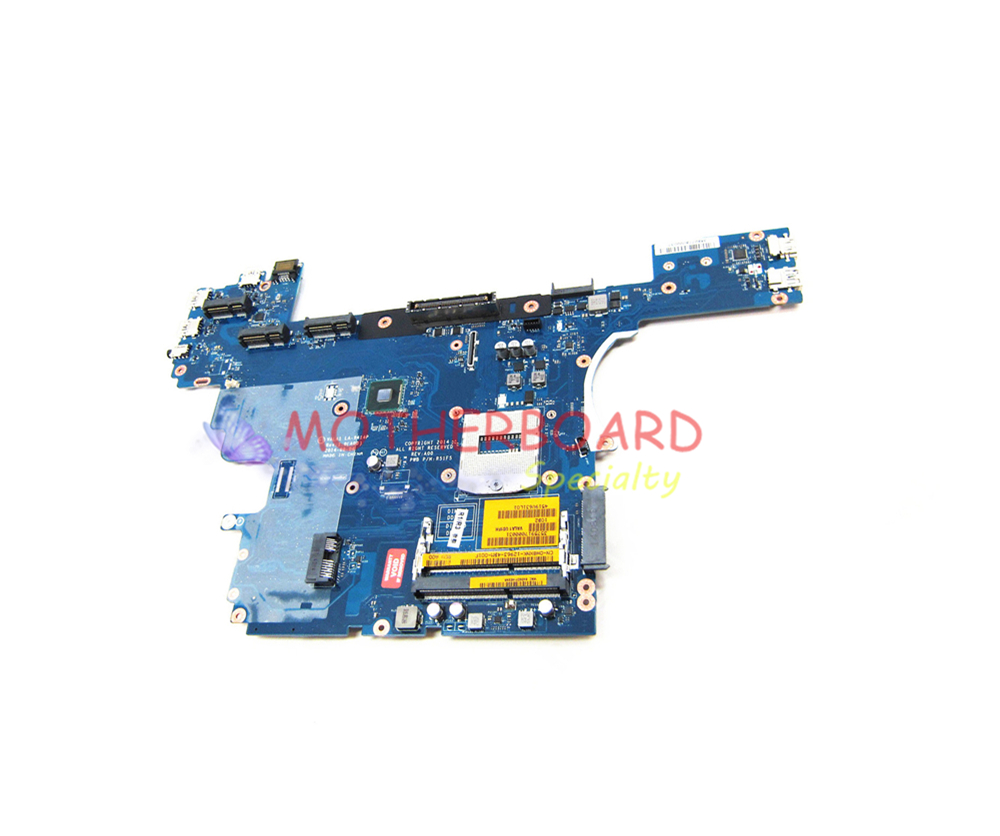 US $97 2 10% OFF SHELI FOR Dell Latitude E6540 Motherboard H8XNK 0H8XNK CN  0H8XNK LA 9414P-in Laptop Motherboard from Computer & Office on