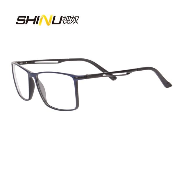 324036b592bd New Arrival Square Multi Focus Lens Reading Eyeglasses Square TR90 Frame  Metal Legs Progressive Reading Glasses Gozluk SH025