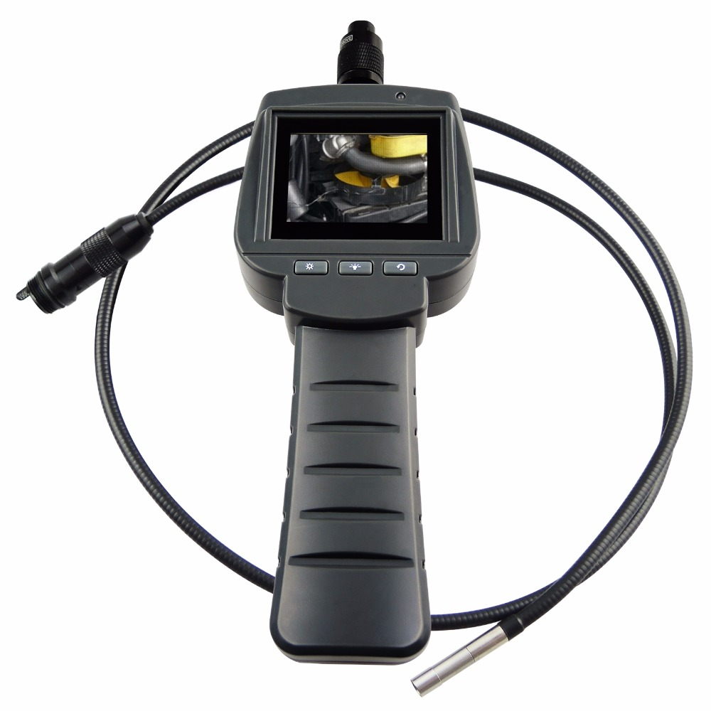 5.5mm 1M Handheld Inspection Camera Endoscope 4 LED 2.4