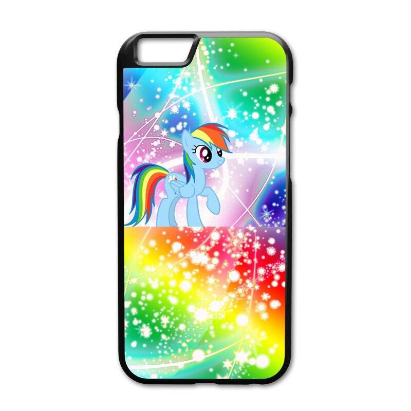 My Little Pony чехол для iPhone 4 4S 5 5S SE 5c 6 6s 7 плюс 8X10 SONY Xperia Z Z1 Z2 Z3 Z4 M2 M4 C3 C4 C5 T2 T3