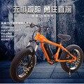 350 W Energía Fuerte 21 Velocidad Bicicleta Eléctrica, Bicicleta eléctrica, 36/48 V Batería De Litio 10.4AH Bicicleta Grasa, Moto de nieve, MTB, ebike