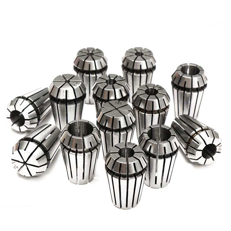 13Pcs/lot Precision ER20 Spring Collet Chuck Set For CNC Milling Lathe Tool Engraving Machine  9pcs lot er32 spring collet set for cnc engraving machine and milling lathe tool 2 20mm