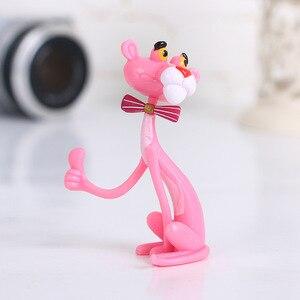 Image 5 - 4 pz/lotto Action Figures E Giocattoli Doll Cute Decorazione Bambola Del Fumetto Giocattoli di Modello