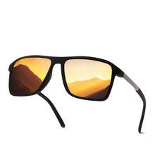 CitySpiner Square Sunglasses Men 2019 New Women Sun Glasses Shades Sunglass Polarized Male Drive Eyeglasses Vintage Punk Y008