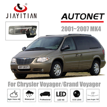 JIAYITIAN камера заднего вида для Chrysler Voyager/Grand Voyager mk4 2001~ 2007 CCD камера ночного видения камера заднего вида номерного знака