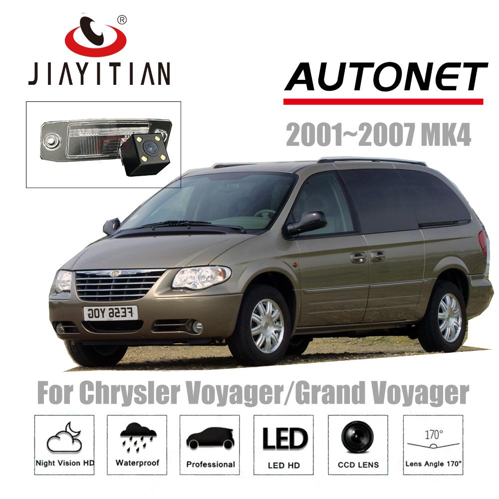 JIAYITIAN Rear-View-Camera License-Plate Voyager/grand-Voyager Night-Vision 2007  title=