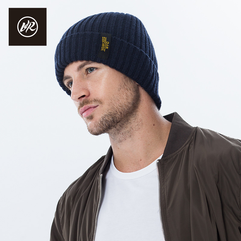 000e84713fd VIS ROCK Beanie High Quality Autumn Winter Beanies Skullies For Men Branded  Winter Hat Beanies For Men Hat Beanie Hat Ski Gorros-in Skullies   Beanies  from ...