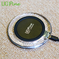 UGpine Fast Wireless Charger, Qi Wireless Charging Pad for Samsung Galaxy S6 S6 edge S7/S7edge Note5 and All Qi-Enabled Devices