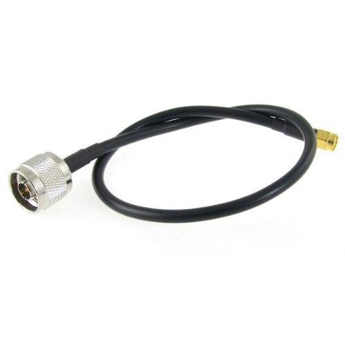 """Wysokiej jakości SMA męskie na N typ męski wtyk Wifi antena kabel Pigtail 16.1"""""""