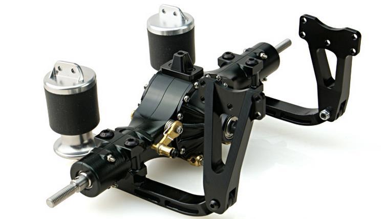 Simulation Air Suspension Kits X 8005 Air Sac For 1 14