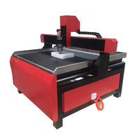 RTG 6090 4 axis cnc router mini cnc router 3d engraver machine