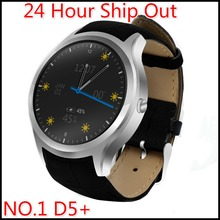 No. 1 D5 + D5 Plus Android 5.1 3G Smartwatch Telefon MTK6580 Quad Core 1,3 GHZ 1 GB/8 GB 1,3 zoll IPS GPS WiFi Pulsuhr PK X5