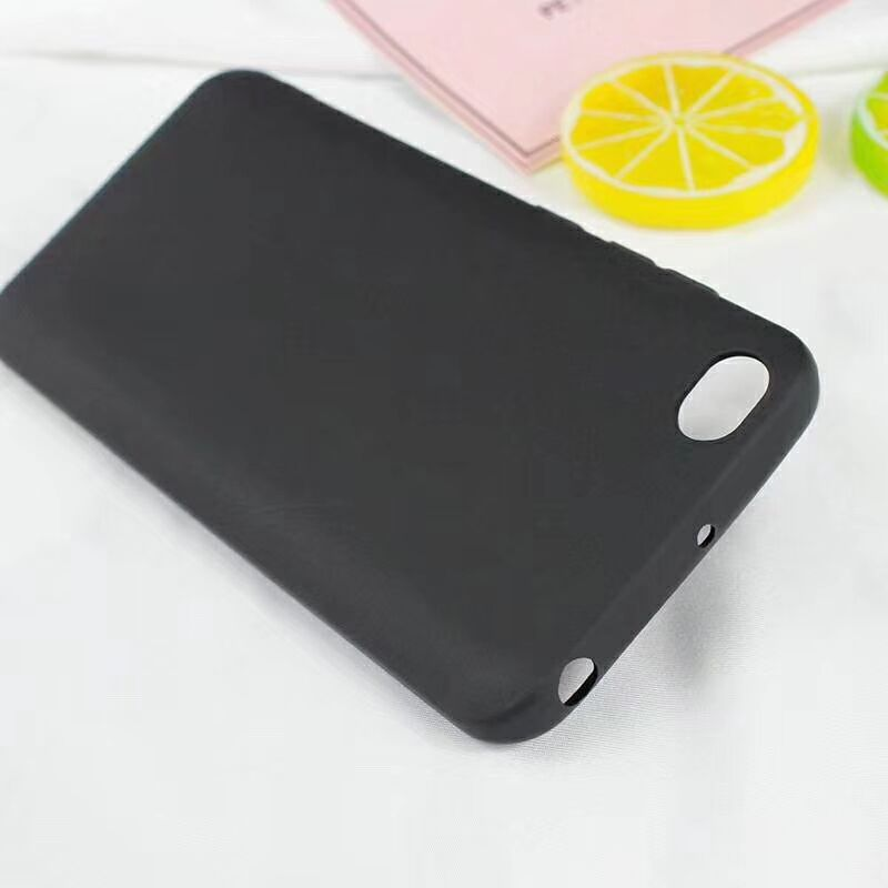 Go-Case Back-Cover Global-Version Black Xiaomi Redmi Silicone Transparent for Go-5.0inch title=