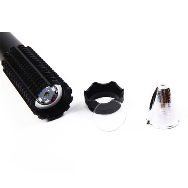 Outdoor Emergency Anti Wolf Self Defense Tools Torch Lamp Powerful Emergency Defensive Lamp with LED Flashlight