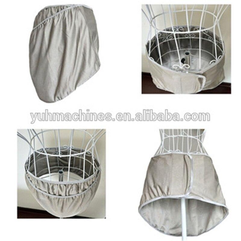Bellyband de maternité avec tissu de fibre d'argent 100% pour les patchs de femme enceinte