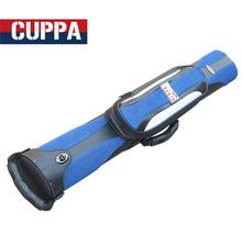 Cuppa Billiard Pool Cue Case 4 Holes Blue Color Billiards Accessories Professional High Quality Code China