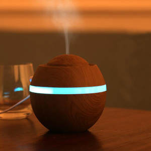 Diffuser Incense-Holder Air-Humidifier Essential-Oil Changing Ultrasonic LED USB 500ml