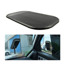 OBD2 Car gadget spider anti slip mat auto interior dashboard phone coin gel pads fixed gel double sided car non-slip mat 13*7cm
