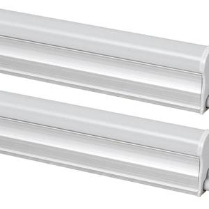 Image 5 - LAIMAIK 10 ADET Led T5 floresan lamba 300 ~ 1200mm T5 Tüpler SMD2835 Parlaklık LED T5 lamba tüpü AC86 265V T5 Led tüpler oda Aydınlatması için