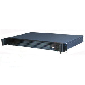 Mini ITX chassis, 17*17 ultra short 1U chassis, 1U server firewall, chassis, ROS chassis 1u short chassis 1u400mm long chassis you can install a single cpu server motherboard 3 0usb