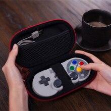 Storage Case Bag for 8Bitdo Classic Controller Gamepad Protector Pouch EVA Travel Case Bag
