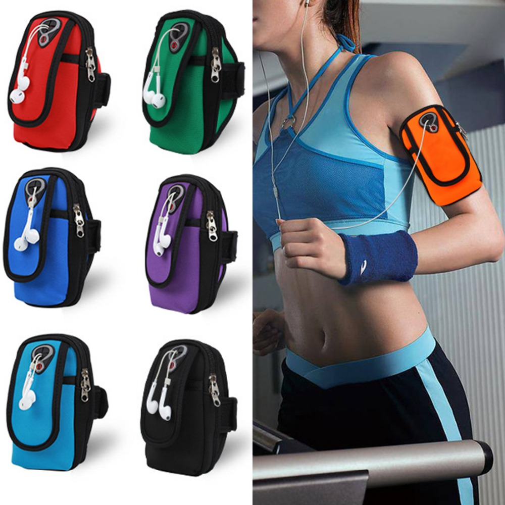 Cellphones & Telecommunications Armbands Tireless Arm Band Armband 5.5 6.0 Arm Phone Holder On Hand For Iphone 6 6s Plus Sports Arm Bag Correr Bolsas Phone Case Pouch Without Return