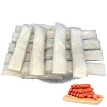 DINIWELL колбасы упаковочные инструменты для наполнения мяса руководство хот-дог корпус естественно сушеные кухонные инструменты для приготовления пищи