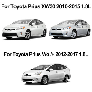 Image 5 - For Toyota Prius 2010 2011 2012 2013 2014 2015 XW30 1.8L Air Filter 17801 37020 17801 37021 17801 0T040 17801 0T050 For Prius V